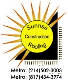 sunrise construction and roof residential ft worth tx denton